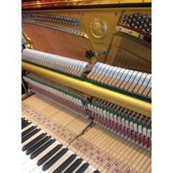 Piano Droit YAMAHA SU118 Noir brillant 118cm **RARE**