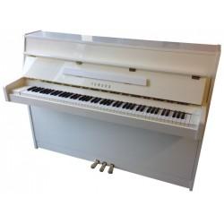 Piano Droit YAMAHA MC 108 Blanc brillant