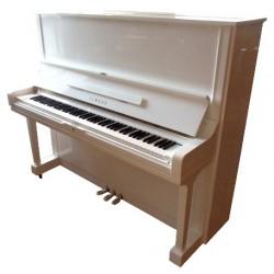 Piano Droit YAMAHA U3 131cm Blanc brillant