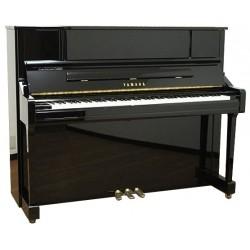 Piano Droit Yamaha YU10 Noir brillant 121cm