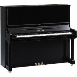 Piano droit Yamaha Série SE132 noir brillant 132cm
