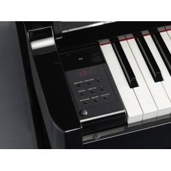 Piano Hybride YAMAHA NU1 Noir brillant