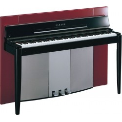 Piano numérique YAMAHA MODUS F02 Laqué rouge