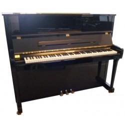 Piano Droit W.HOFFMANN Vision V120 Noir Brillant //RECENT//