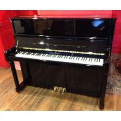 Piano Droit SCHIMMEL 125 Diamant Noblesse Noir brillant