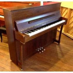 Piano Droit PLEYEL by SCHIMMEL 116 International Noyer satiné