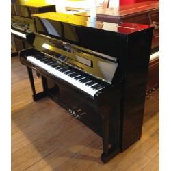 PIANO DROIT AUGUST FORSTER 116 E Noir Poli