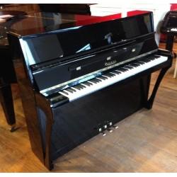 Piano Droit GAVEAU by Schimmel LG 114cm Noir Poli
