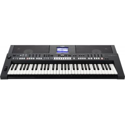 CLAVIER ARRANGEUR Yamaha PSR-S650 61 notes
