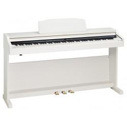 Piano numérique ROLAND RP401R-WH blanc mat
