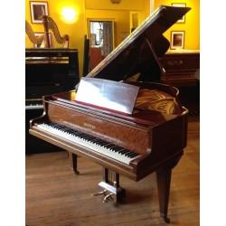 PIANO A QUEUE PLEYEL Acajou Pommelé