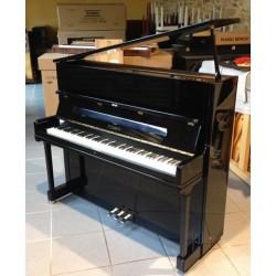 Piano Droit FEURICH F-125 Noir Brillant