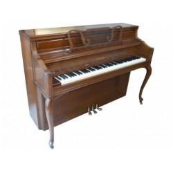 Piano Droit YAMAHA C Consoles 110cm Noyer Satiné