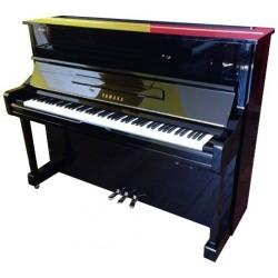 Piano Droit YAMAHA YU1 121cm Noir poli