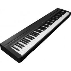 Piano numérique YAMAHA P 45 Noir Mat