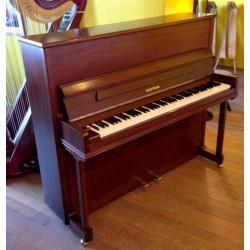 Piano Droit W.HOFFMANN H 125 II Noyer satiné
