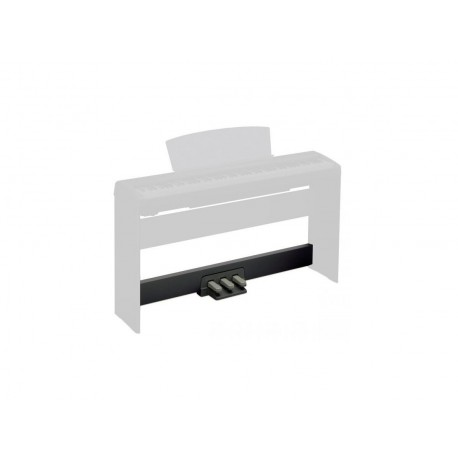 Pédalier 3 pédales, Yamaha LP5A (noir) ou LP5AWH (blanc) pour Piano numérique Yamaha P35, P45, P105 ou P115