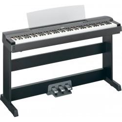 Pédalier 3 pédales, Yamaha LP255 (noir) ou LP255WH (blanc) pour Yamaha P255