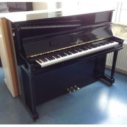 Piano Droit TH.BETTING Noir Brillant 1m18