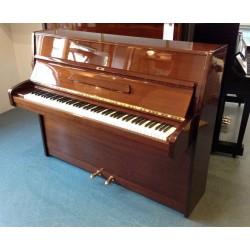 piano droit C Bechstein - 12n Acajou Brillant