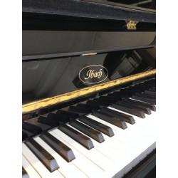 Piano Droit IBACH C-2 116cm noir brillant