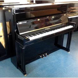 Piano Droit PLEYEL P124 Noir Brillant