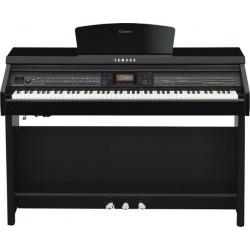 Piano numérique YAMAHA Clavinova CVP-701 PE Noir brillant