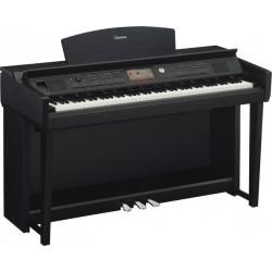 Piano numérique YAMAHA Clavinova CVP-705 B Noyer noir/NOUVEAUTE