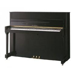 Piano droit KAWAI KX15 Noir brillant 115cm
