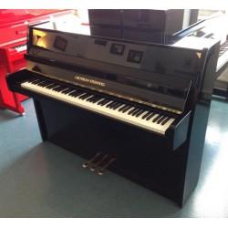 Piano Droit Grotrian-Steinweg 108 M Noir Brillant
