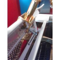 LAMPE PUPITRE PIANO A QUEUE Laiton Brillant *** NOUVELLE REFERENCE ***