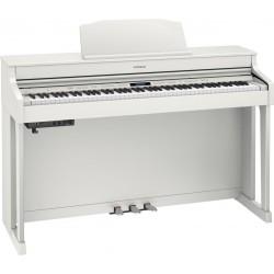 Piano numérique ROLAND HP603-WH Blanc Mat