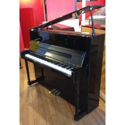 Piano Droit W.HOFFMANN H 120 Noir Brillant