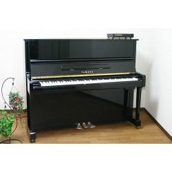 Piano Droit YAMAHA HQ100 SX SILENT/DISKLAVIER 121cm Noir brillant