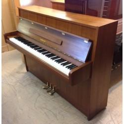 Piano Droit YAMAHA 104 Noyer satiné