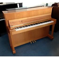 Piano Droit KAWAI K-18 EA 114cm Merisier satiné
