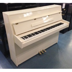 Piano droit SCHULMANN SN-110 Blanc Brillant 110cm