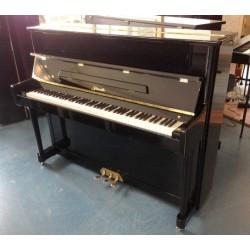 PIANO DROIT RITMÜLLER UP 120 noir brillant 1m20
