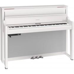 Piano numérique Roland LX17-PW Blanc brillant.