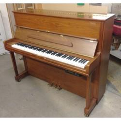 Piano Droit SAMICK SU-118 Duo-Plus Noyer satiné 118 cm