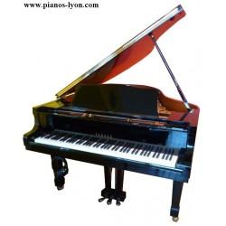 PIANO A QUEUE D'OCCASION YAMAHA C3 S SILENT 186cm Noir Brillant