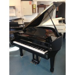 PIANO A QUEUE G80 HYUNDAI by Samick 155cm Noir brillant