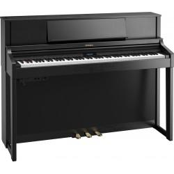Piano numérique Roland LX7- CB Noir Contemporain