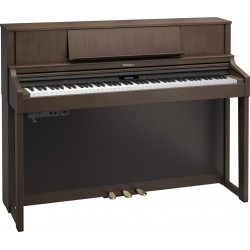 Piano numérique Roland LX7-BW Brun Noisette