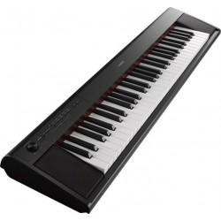 Clavier YAMAHA Piaggero NP-12B Noir mat 61 notes