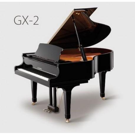 PIANO A QUEUE KAWAI GX-2 180cm Noir Brillant