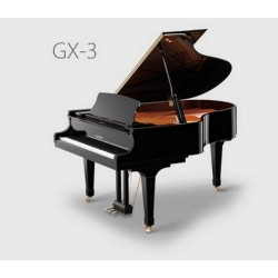 PIANO A QUEUE KAWAI GX-3 188cm Noir Brillant