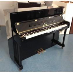 PIANO DROIT EUTERPE 115 Silence Noir Brillant