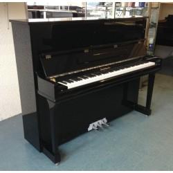 PIANO DROIT MENDELSSOHN 122 Diamant noir brillant