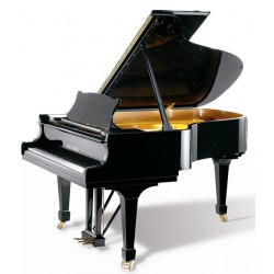 PIANO A QUEUE WILH.STEINBERG SIGNATURE 188 Noir Brillant